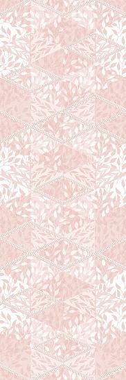 Агатовый фон розовый 600х200 Декор массив : 1721 Ceramique Imperiale : Mercado