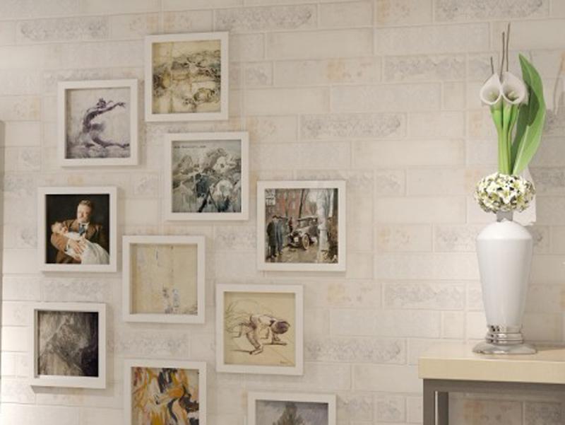 Брик / Bric : Коллекция керамической плитки Belani в интерьере : Интернет магазин Mercado