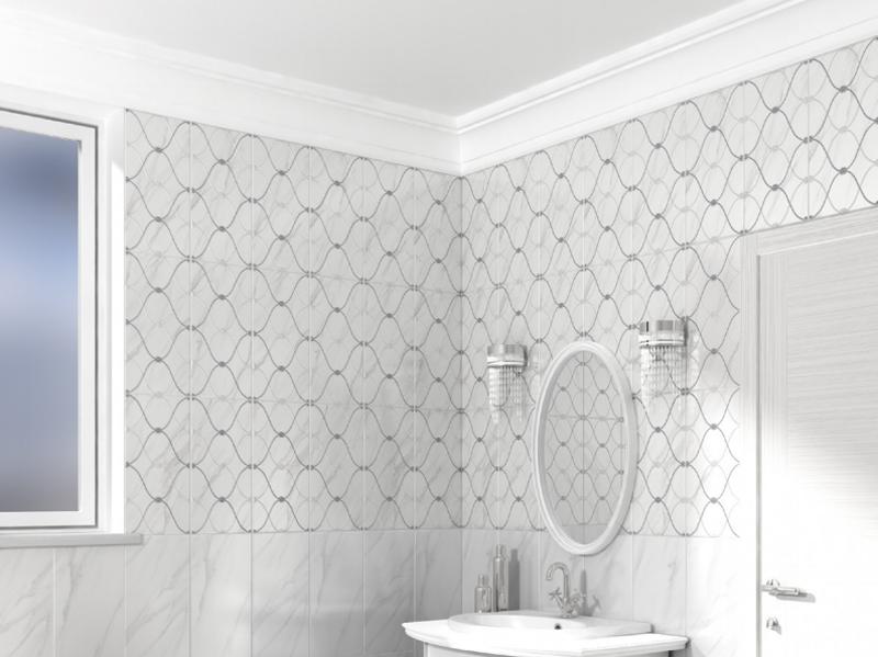 Каррара / Carrara : Коллекция керамической плитки Belani в интерьере : Интернет магазин Mercado