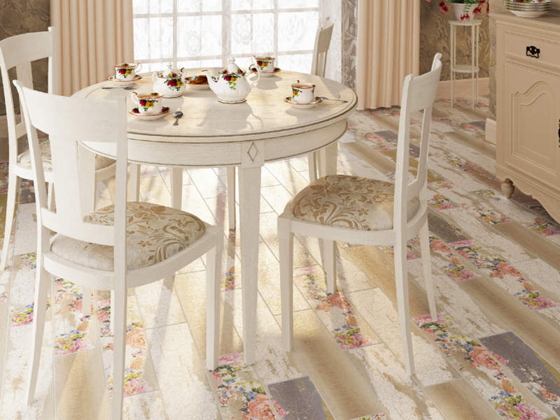 Иммортель / Immortelle : Коллекция керамической плитки Belani в интерьере : Интернет магазин Mercado