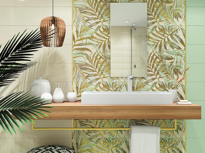 Palm : Коллекция керамической плитки AltaCera фото в интерьере : Интернет магазин Mercado