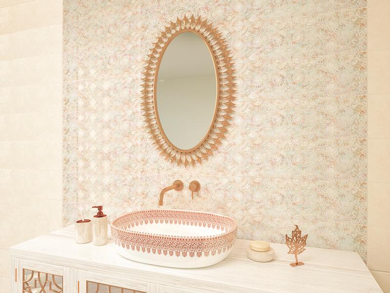 Fresco : Коллекция керамической плитки AltaCera фото в интерьере : Интернет магазин Mercado