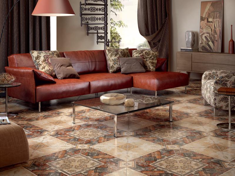 Carpets : Коллекция керамической плитки Intercerama фото в интерьере : Интернет магазин Mercado