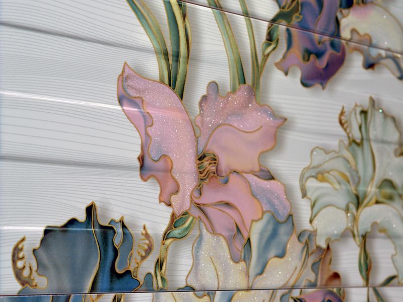 Batik : Коллекция керамической плитки Intercerama фото в интерьере : Интернет магазин Mercado