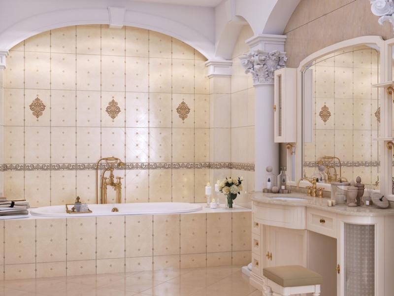 Marseillaise : Коллекция керамической плитки Global Tile фото в интерьере : Интернет магазин Mercado