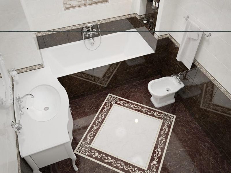 Classic : Коллекция керамической плитки Global Tile фото в интерьере : Интернет магазин Mercado