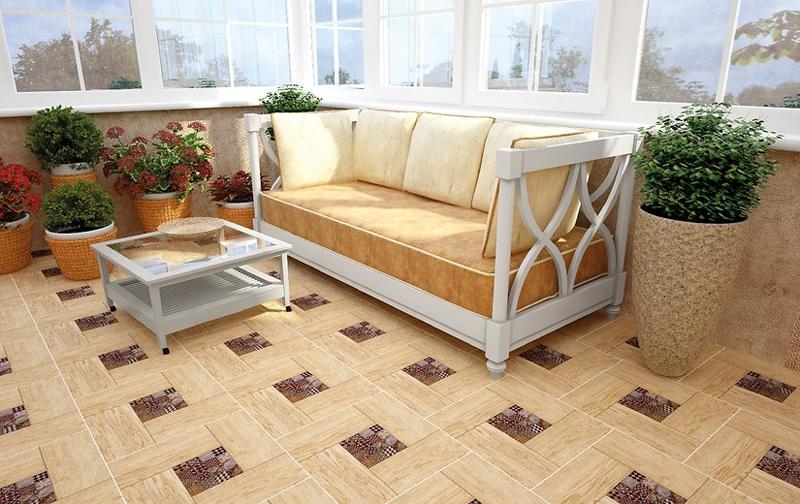 Bellariva : Коллекция керамической плитки Cersanit фото в интерьере : Интернет магазин Mercado