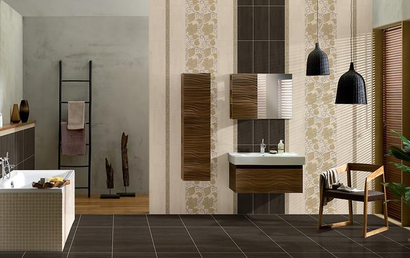 Illusion : Коллекция керамической плитки Cersanit фото в интерьере : Интернет магазин Mercado