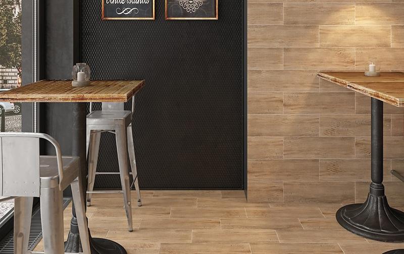 Industrialwood : Коллекция керамической плитки Cersanit фото в интерьере : Интернет магазин Mercado
