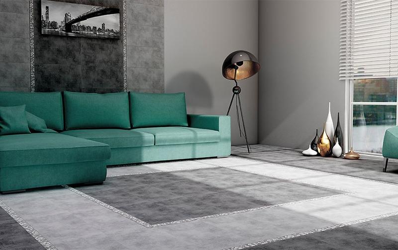 Polaris : Коллекция керамической плитки Cersanit фото в интерьере : Интернет магазин Mercado