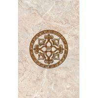 ГЕРМЕС коричневый 400х250 Декор : Нефрит-Керамика : Mercado