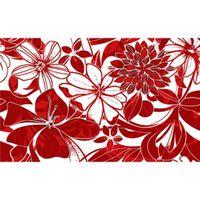 ЖАКЛИН красный 400х250 Декор : Нефрит-Керамика : Mercado