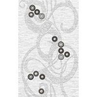 ШЕЛК серый 400х250 Декор : Нефрит-Керамика : Mercado