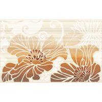 КЕНЗО коричневый 400х250 Плитка настенная : Нефрит-Керамика : Mercado
