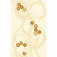 ШЕЛК желтый круги 250х80 Бордюр : Нефрит-Керамика : Mercado