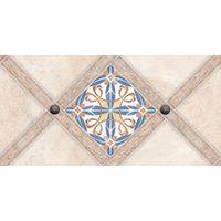 АПЕННИНЫ бежевый узор 500х250 Плитка облицовочная : Нефрит-Керамика : Mercado