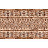 ЛЮКС коричневый 500х310 Декор : Нефрит-Керамика : Mercado