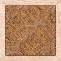 ЛЮКС коричневый тм. 385х385 Плитка напольная : Нефрит-Керамика : Mercado