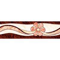 ДВОРЦОВАЯ коричневый правый 300х200 Декор : Нефрит-Керамика : Mercado