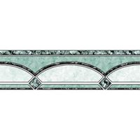 ПАЛЕРМО бирюзовый 300х200 Декор : Нефрит-Керамика : Mercado