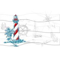 OCEAN М40321 маяк 250х400 Декор : GoldenTile : mercado