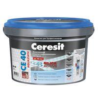 Ceresit CE4082 Затирка Голубой до 10мм 2кг :: Ceresit :: mercado-spb
