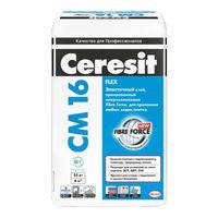 Ceresit CM16 Клей для плитки 25кг :: Ceresit :: mercado-spb