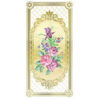 Воспоминание белый цветы 1 500х250 Декор : 1721 Ceramique Imperiale : Mercado