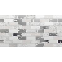 Glent White 249х500 Декор : Altacera : mercado