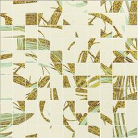 Palm Mosaic 305х305 Декор : Altacera : mercado
