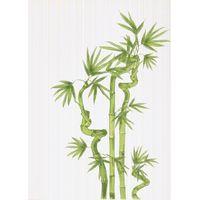 Ретро салатный 01 бамбук 250х350 Декор : БерезаКерамика : mercado
