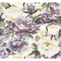 Metalico фиолетовый 460х500 Декор панно из 2-х шт : InterCerama (ИнтерКерама) : mercado