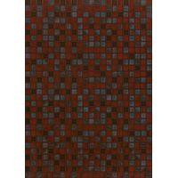 Квадро бордовый 250х350 Плитка облицовочная : БерезаКерамика : mercado