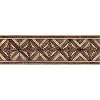 Massima коричневый 150х500 Бордюр напольный : InterCerama (ИнтерКерама) : mercado