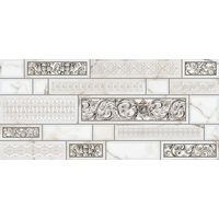 Plaza серый 230х500 Декор : InterCerama (ИнтерКерама) : mercado