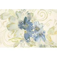 Adele голубой 01 270х400 Декор : Global Tile : Mercado