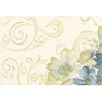 Adele голубой 02 270х400 Декор : Global Tile : Mercado