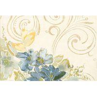Adele голубой 03 270х400 Декор : Global Tile : Mercado