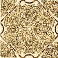 Domus бежевый 01 200х200 Декор : Global Tile : Mercado