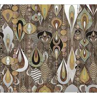 Ingir многоцветный 400x440 Декор панно из 2-x шт : Cersanit : Mercado