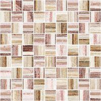Alba многоцветный мозаика 300x300 Декор : Cersanit : Mercado