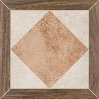 Persa Wood Frame 420x420 Керамогранит : Cersanit : Mercado