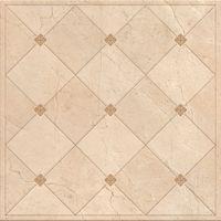Marseillaise бежевый 02 Капитоне 420х420 Плитка напольная : Global Tile : Mercado