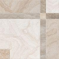 Stone бежевый 500х500 Керамогранит : Global Tile : Mercado
