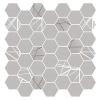 Baffin Gray Dark Mosaic 316х297  Декор : Delacora : Интернет магазин Mercado