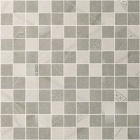 Stingray Graphite Mosaic 305х305 Декор : Altacera : mercado