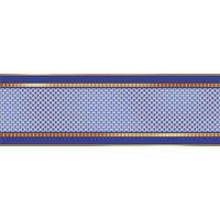 Кобальтовая сетка синий 600х200 Плитка облицовочная полосы : 1721 Ceramique Imperiale : Mercado