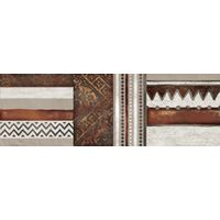 РЕСПЕКТ коричневый 600х200 Декор : Нефрит-Керамика : Mercado