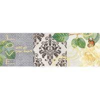МОДЕНА Love коричневый 600х200 Плитка облицовочная : Нефрит-Керамика : Mercado