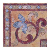 СТАРЫЙ КАМЕНЬ 431A 165х165 Декор напольный  :: Сокол :: mercado-spb